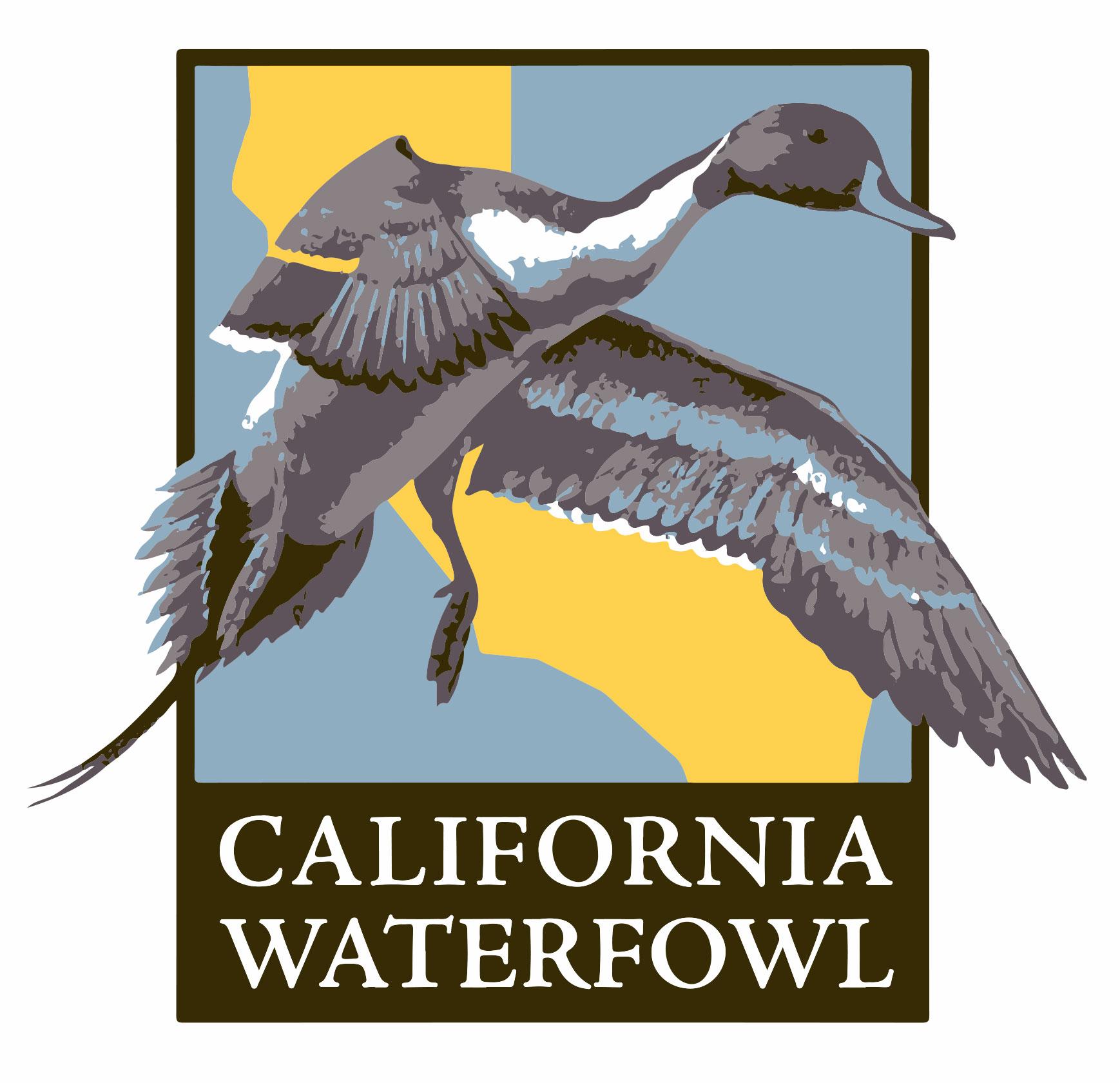 California Waterfowl logo
